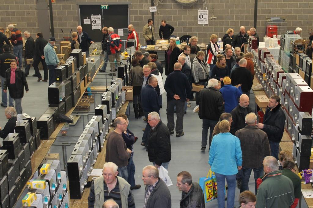 Vogelmarkt Maart 2012